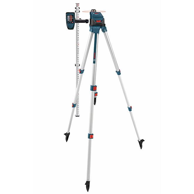 GLL150 Self-Leveling 360° Line Laser Measure - 530'