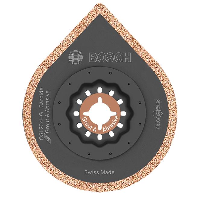 Lame de scie oscillante pour coulis et mortier Starlock(MD)
