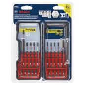 Impact Screwdriver Bit Kit - 32-Piece