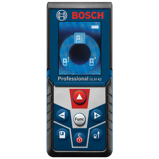 Bosch GLM42 Compact Laser Measure - 135