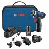 12 V Max Flexiclick 5-In-1 Drill/Driver System