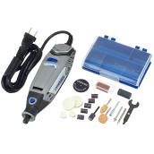 Rotary Tool - 18 Pieces and 160 Pieces Accessory Set