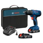 "Drill/Driver Kit - 1/2"" - 2 18V SlimPack Batteries"