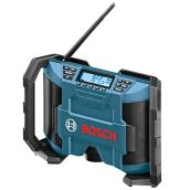 Jobsite Radio - Battery Powered - Two 5 W Speakers