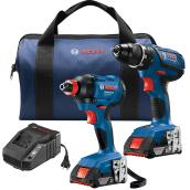 Set of 2 Cordless Tools - 1/4