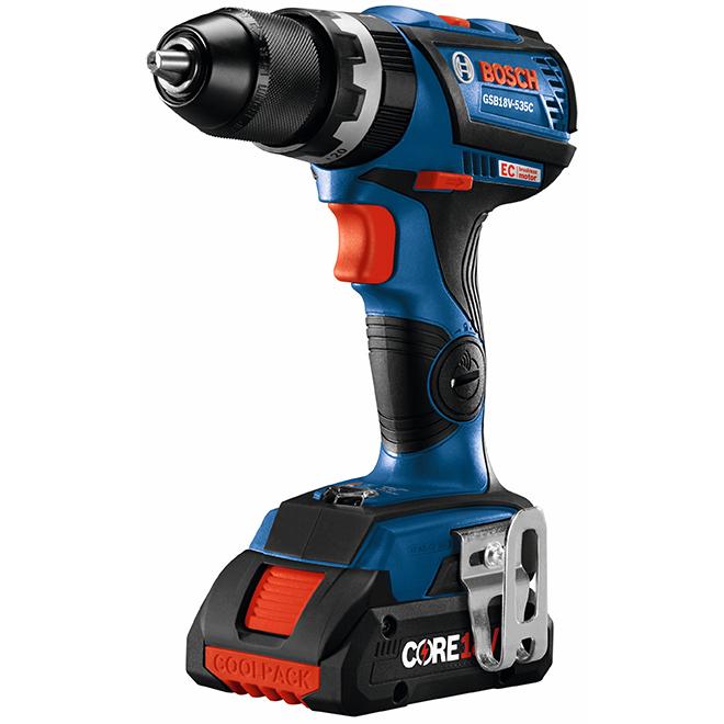 """Cordless Hammer Drill - 1/2"""" - 18V"""