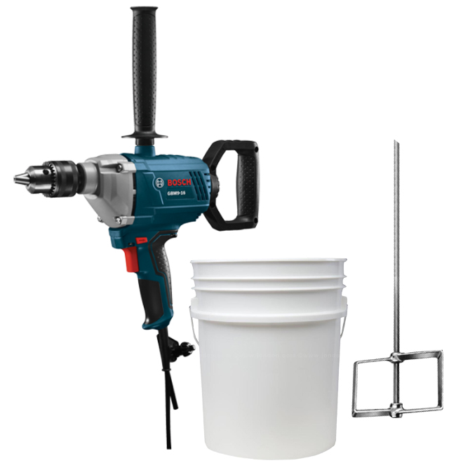 """Corded Drill-Mixer - 5/8"""" - 9.0 A"""