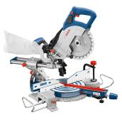 "Bosch - 18V - 8 1/2"" Blade - Single-Bevel Slide Miter Saw"