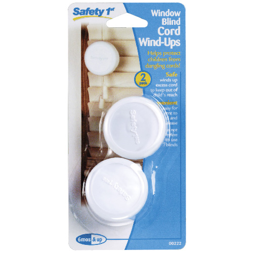 Window Blind Cord Wind-Ups - 2-Pack