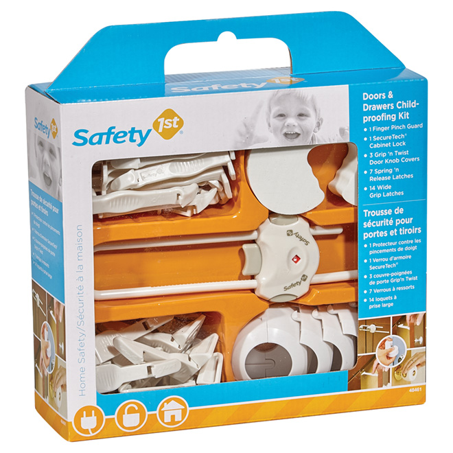 Child-Proofing Kit - Doors and Drawers