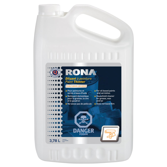 Rona Thinner Paint Thinner 33 314rona Rona
