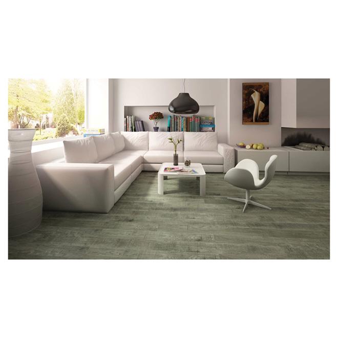 Laminate Flooring 103mm Silver Grey Rona