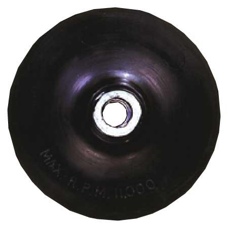 4 1/2-In. Grinder Backing Pad