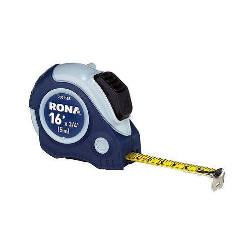 """Measuring Tape - Self-Locking - 16' - 3/4"""""""