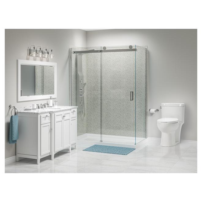 Meuble-lavabo à 4 portes « Malaga »