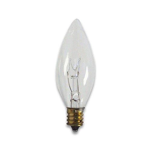 B8-Type Incandescent Lightbulb