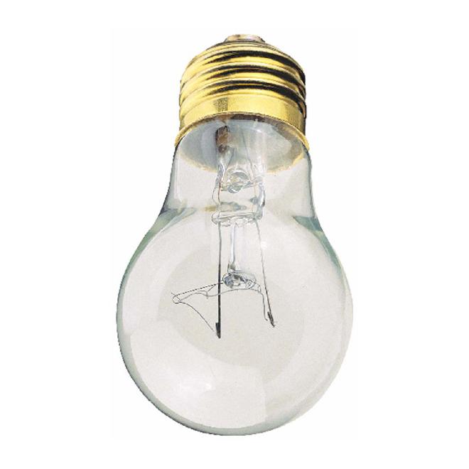 A15 Incandescent Bulb - Clear Medium Base - 40 W - 2/Pack