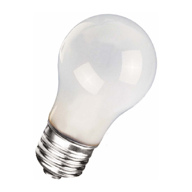 A15 Incandescent Bulb - Frosted Medium Base - 40 W - 2/Pack
