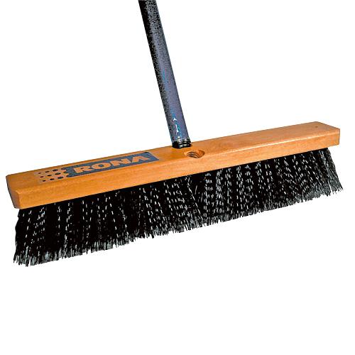 Exterior Push Broom