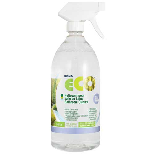 Cleaner Bathroom Cleaner RONA - Bathroom cleaning solution