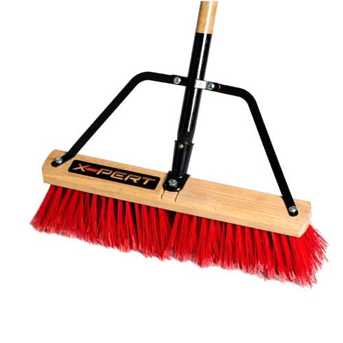 Multi-Surface Contractor Broom