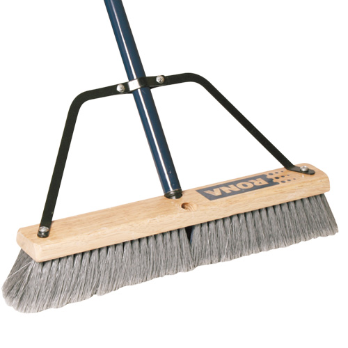 Interior/Exterior Broom and Brace Support