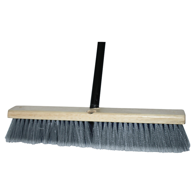 mann multi surface broom 18 x 54 11518tb rona. Black Bedroom Furniture Sets. Home Design Ideas