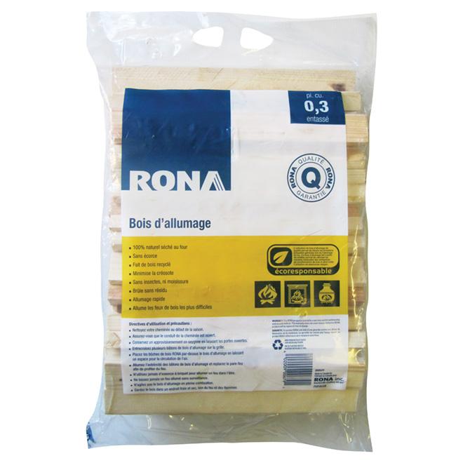 Bois d'allumage Rona, 0,3 pi³