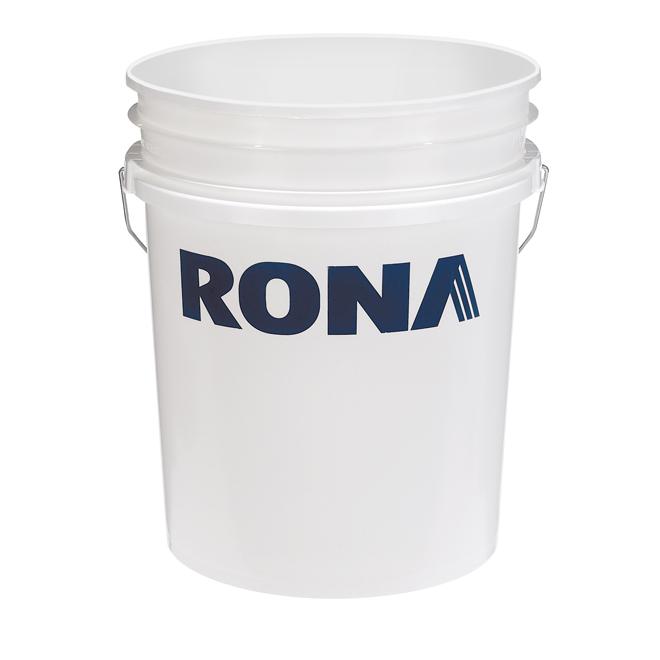 RONA Empty Plastic Pail - 18.9L