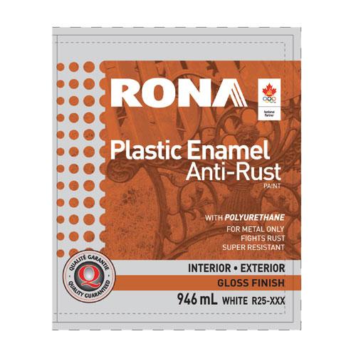 Alkyd Anti-Rust Paint and Metal Primer