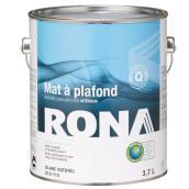 Peinture pour plafonds au latex « fini mat »