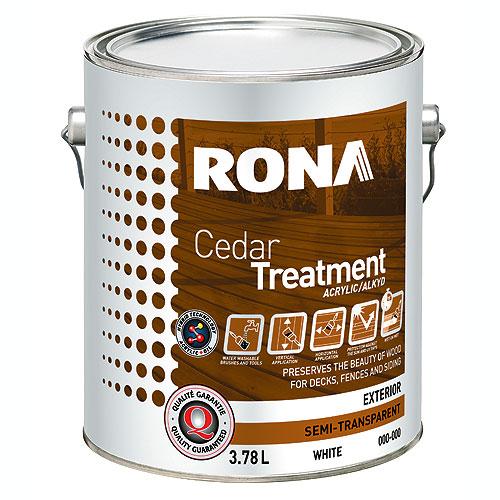 Treatment - Exterior Cedar Treatment