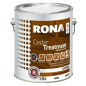 Cedar Treatment - Exterior - Semi-Transparent - 3.78 L