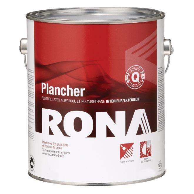 Rona Peinture Pour Planchers Eco Rona