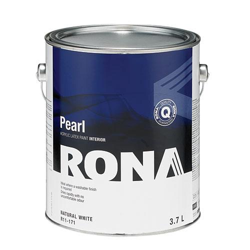 """Pearl Finish"" Interior Acrylic Latex"