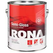 "Paint - ""Semi-Gloss Finish"" Exterior Acrylic Latex"