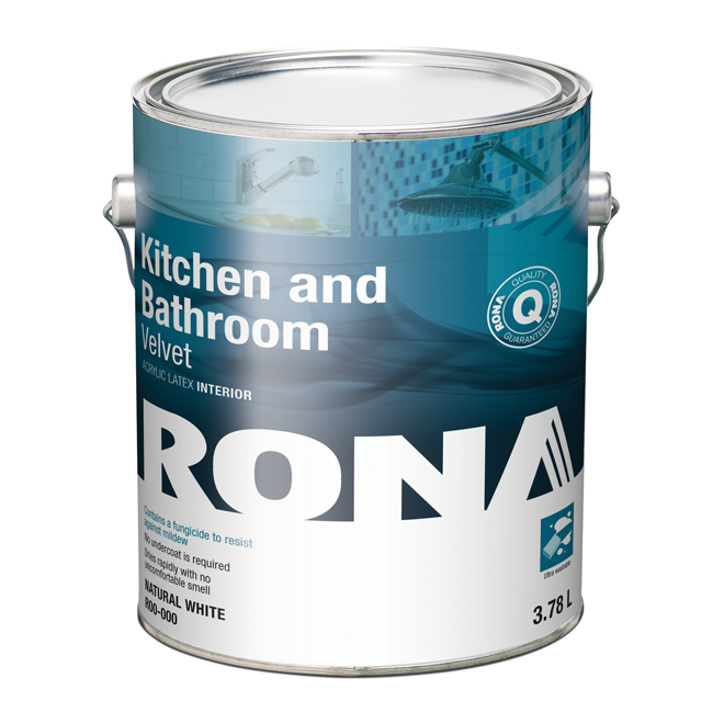 Brilliant Rona Kitchen And Bathroom Paint Rona Interior Design Ideas Inesswwsoteloinfo