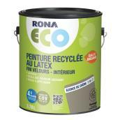 Peinture d'intérieur recyclée - Écorce de chêne