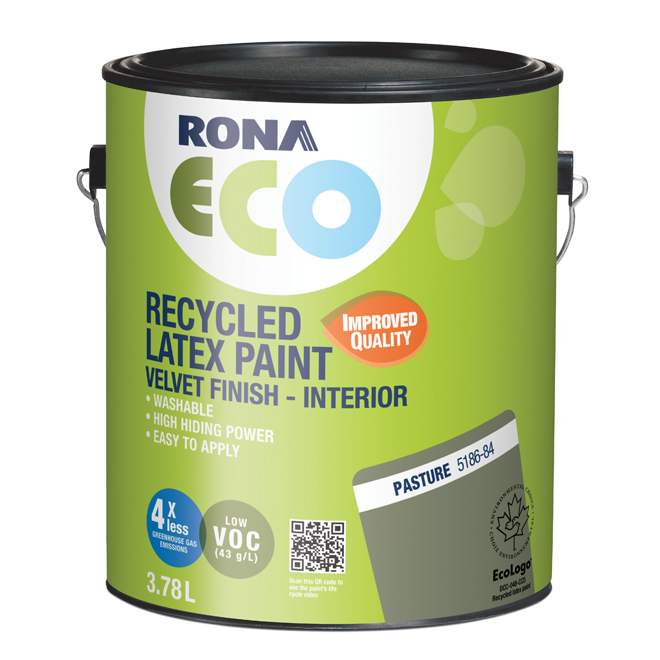 Recycled Interior Paint - Pasture