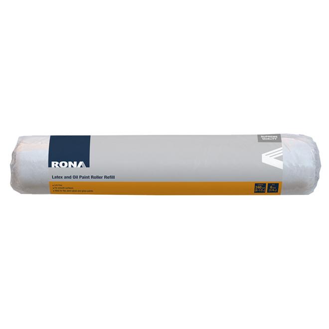 Paint Roller Refill - 240 mm x 6 mm - Acrylic