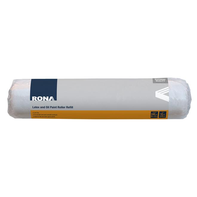 Paint Roller Refill - 240 mm x 10 mm - Acrylic