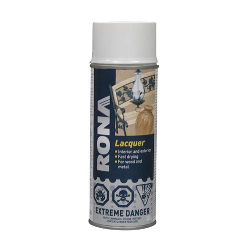 Paint - Lacquer Spray Paint