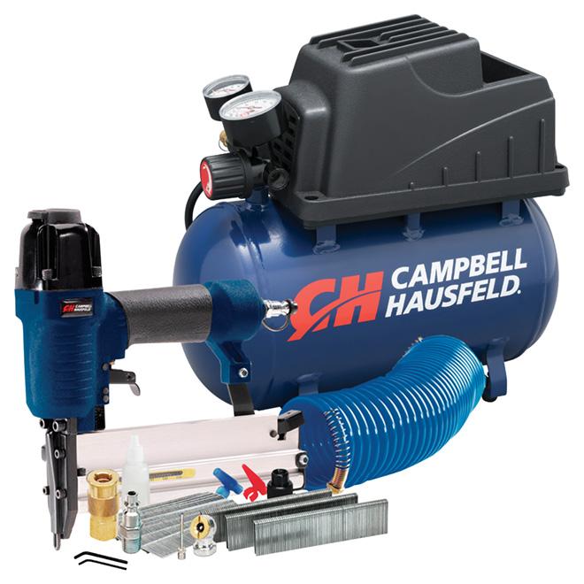 3-Gal. Compressor and Nailer Kit