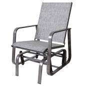 Patio Rocking Chair - Manhattan - Grey