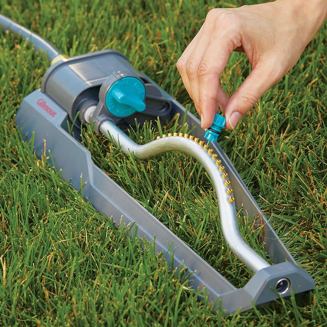 Oscillating Sprinkler - 3600 sq. ft.