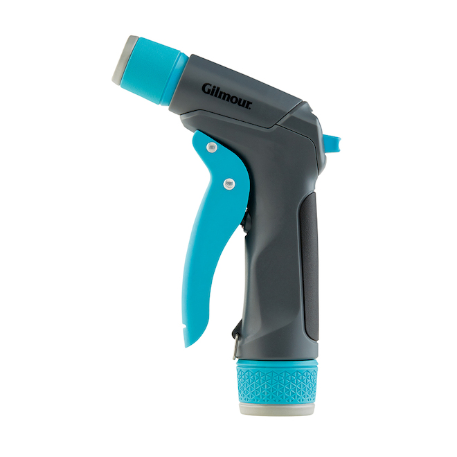 Adjustable Water Spray Gun - Front Control - Aqua