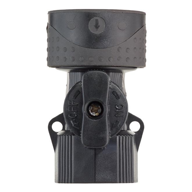 Light-Duty Hose Quick Connector - PVC - Female
