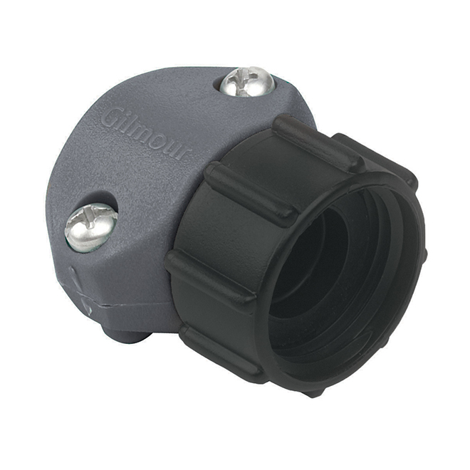 Replacement Female Coupling for Garden Hose - PVC