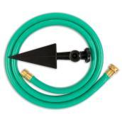Garden Hose Extender - 5/8'' - 6' - 500 PSI - Green