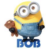 Veilleuse 3D « Minion Bob »